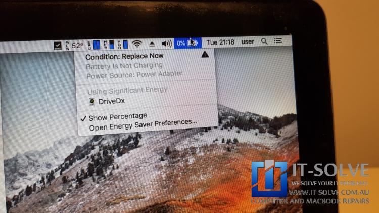 Macbook Battery Repair - Replace Now