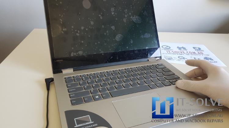 Lenovo Yoga won't turn on repair