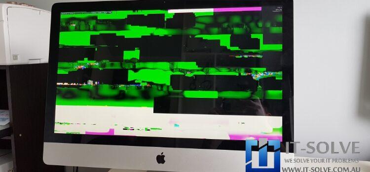 iMac Graphic Repair
