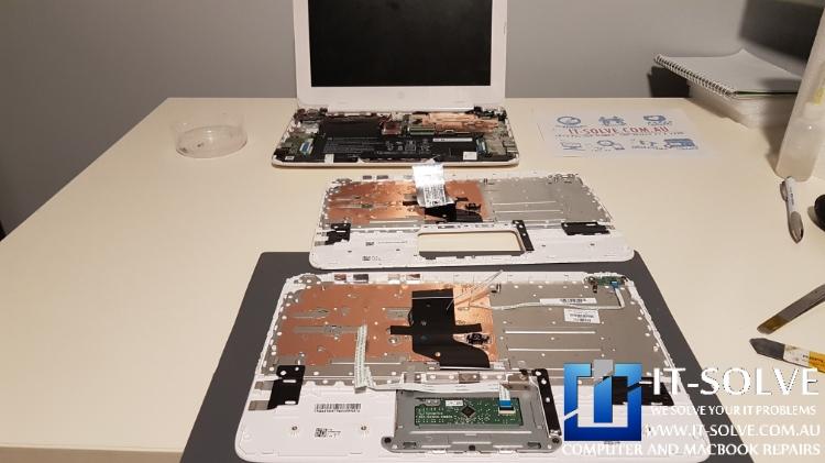 HP Laptop Keyboard Replacement