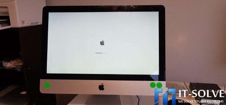 iMac loading bar Repair