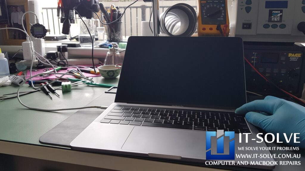 Repairing Macbook Not Turning on in Adelaide