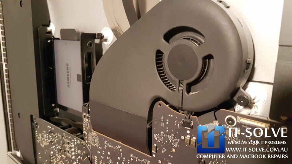 Serviced iMac to ensure longer life expectancy - Slow iMac spinningwheel repair