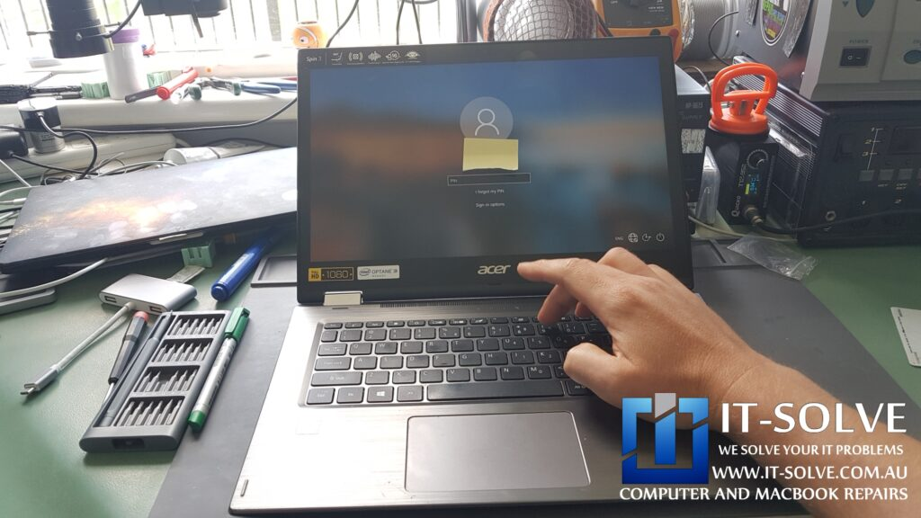 Multiple keys not typing on Acer - Laptop Keyboard Replacement